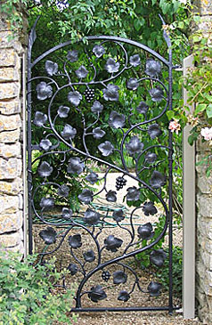Garden Gates And Railings
