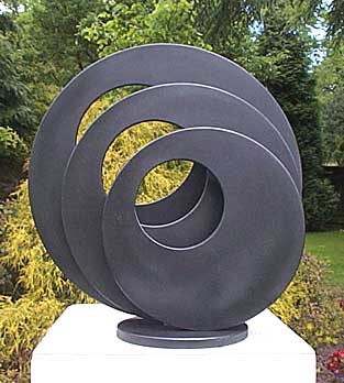 exterior garden sculpture abstract art for landscapes