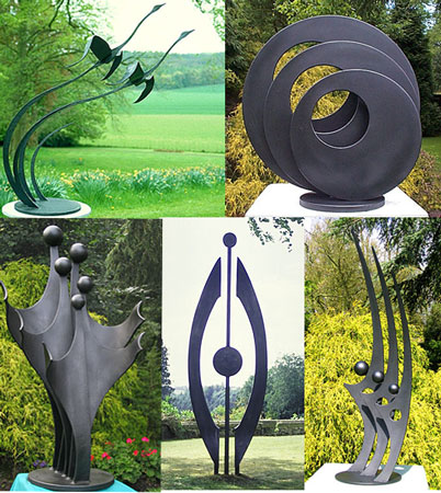 garden sculpture exterior art